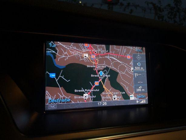 Actualizare harti 2020/2021 - MMI 2G / 3G - Audi AG original