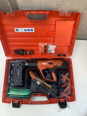 Hilti dx 460 pistol batut cuie bolturi filetate bosch makita