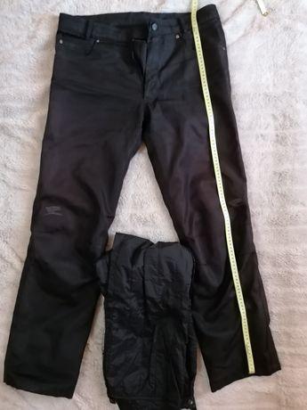 pantaloni moto goretex bărbați 52 - L