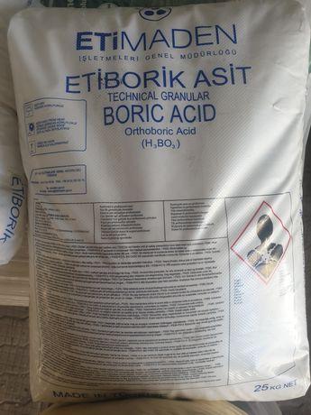 Acid Boric sac 25kg
