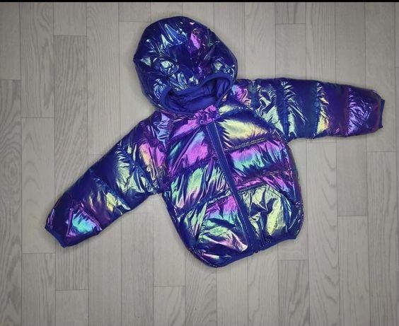 Куртки на весну с 1 года до 5 лет