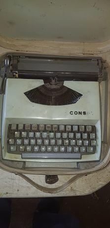 Mașină de  scris