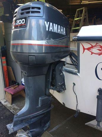 Извънбордов двигател Yamaha V6 200 FETOL