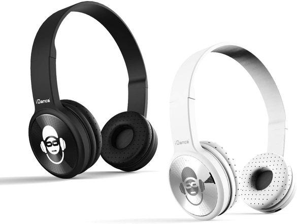 Комплект безжични слушалки iDance Bluetooth Duo