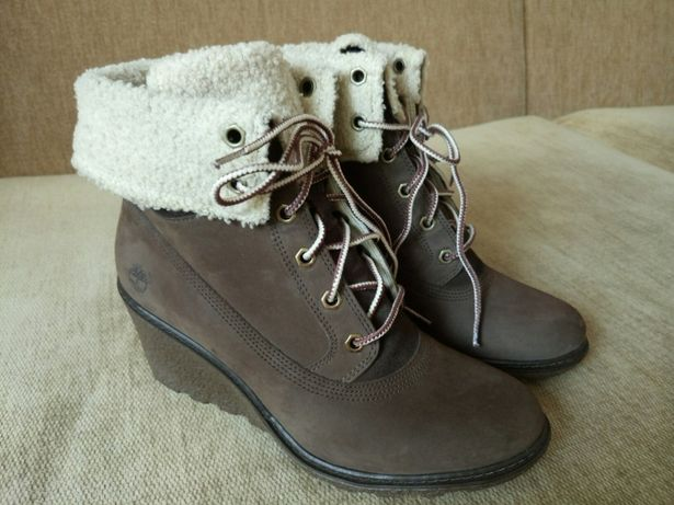 Timberland новые ботинки 37 р-р,оригинал.
