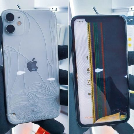 Schimbare ecran display iPhone 11 11 Pro Max Garantie