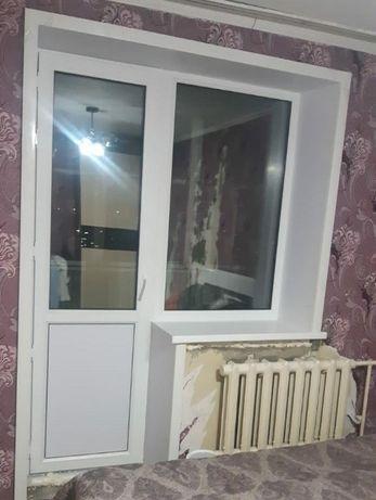 Пластиковые окна, двери. Ремонт окон,дверей.Откосы. Маскитные сетки.