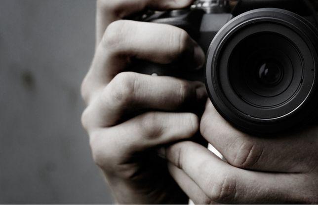 Фотограф и Видеосъёмка.