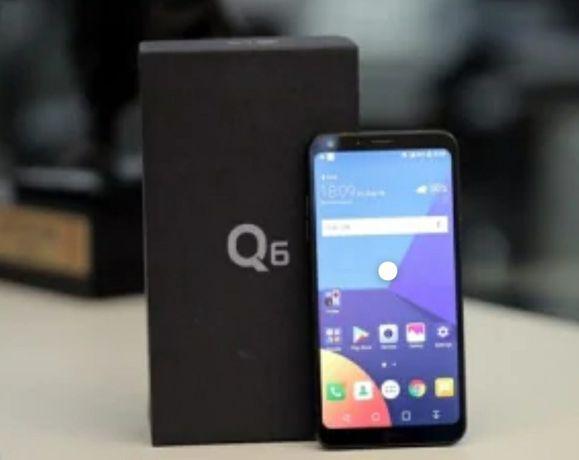 Продам смартфон LG Q6