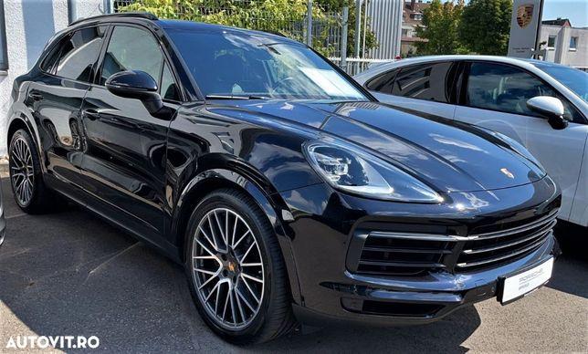 Porsche Cayenne direct de la Fabrica PORSCHE AG. prin Credit Extern fara TVA