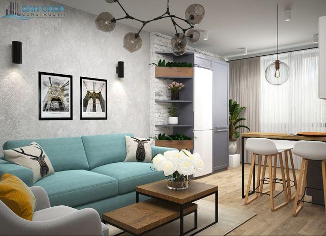 Apartament 3 camere, bloc nou - Sebes
