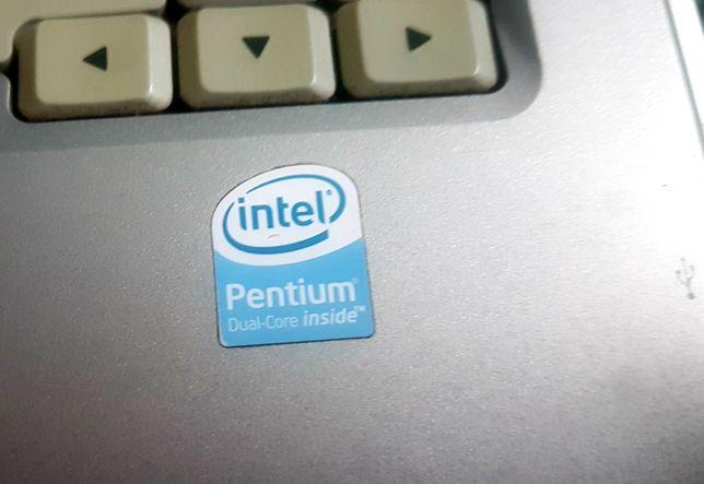 Laptop HP Intel , Pentium Dual Core. Functional . Pentru Piese !!!