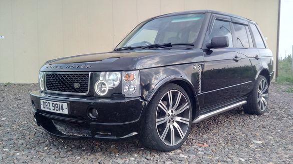 НА ЧАСТИ Land Rover Range Rover Vouge 4.4 газ FULL