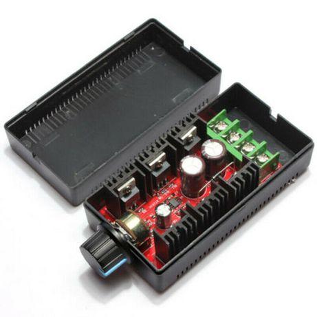 PWM 40A max 9-50 V. Variator turatie tensiune motor controller. Nou!