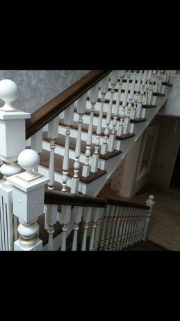 Лестница двери мебель любые изделие из дерево