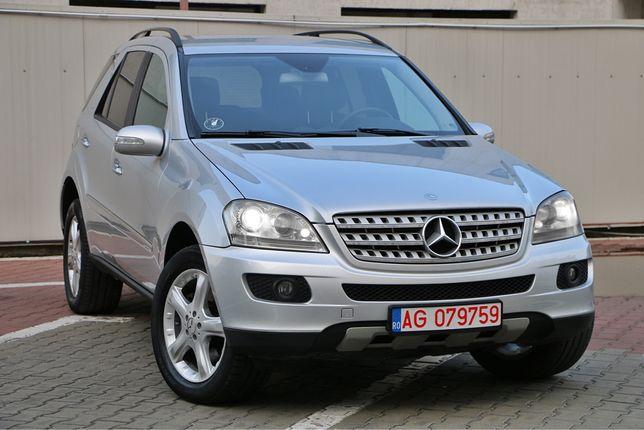 Mercedes Benz ML W164 4x4 4Matic Alcantara Automat Rate Credit