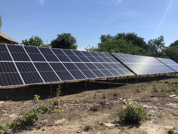 Изграждане на Фотоволтаичен парк 30kW