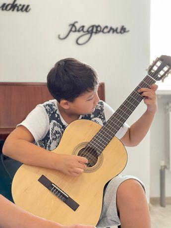 Гитара. Уроки индивидуально и в группе