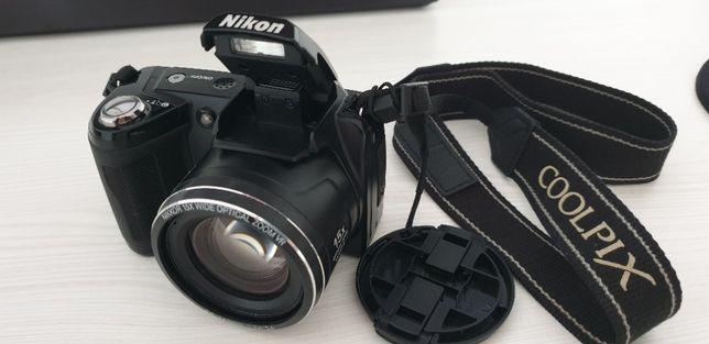 Aparat FOTO Nikon L110