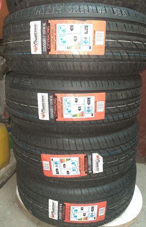 Продам  новые летние шины 225/55 R17