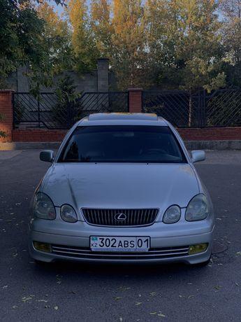 Lexus Gs 300  в оличном состояние