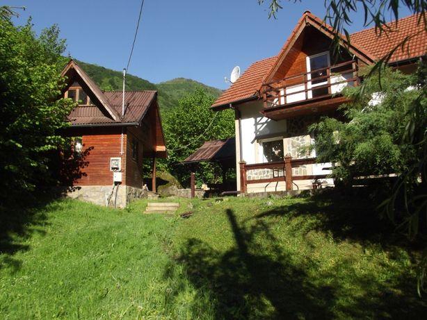 De vânzare: cabană, casă de vacanță în Munții Retezat, valea Râu Mare