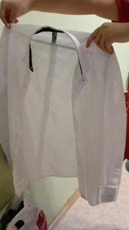 Рубашки белые школьные для мальчика