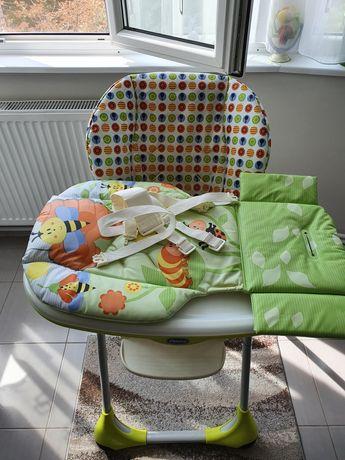 Scaun de masă Chicco Polly 2 în 1