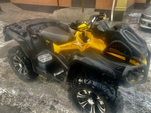 Продам BRP Can-Am Outlander XMR 1000 /2015 год