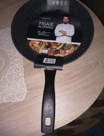 Vând Tigaie semnată de chef Dumitrescu