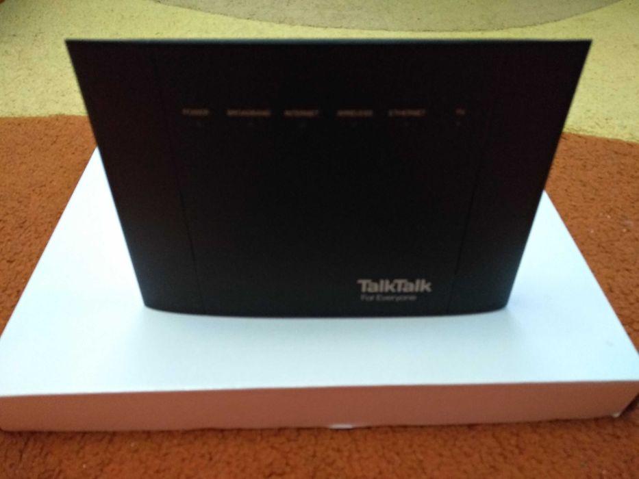 Super ROUTER wireless Talktalk Dual Band ADSL/VDSL Falticeni - imagine 1