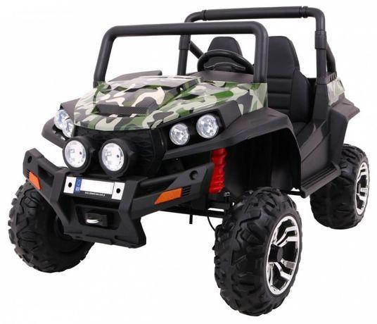 Masinuta electrica pentru copii 4x4 BUGGY S2588 Military
