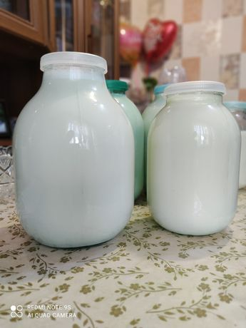Продается домашнее молоко