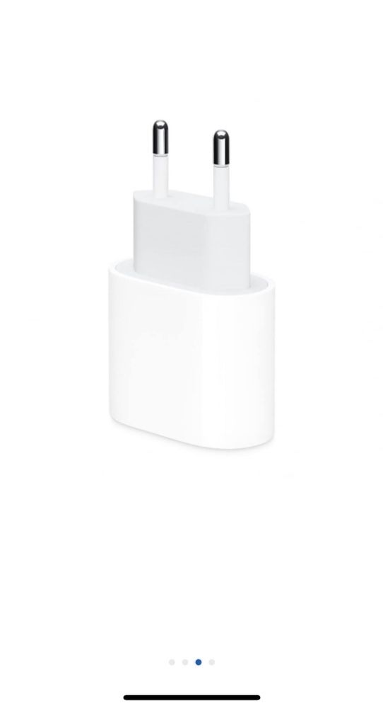 Incarcator iPhone 12, 12 Pro, 12Pro Max,Original Apple 20W Nou sigilat
