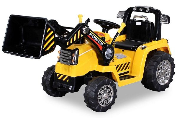 Excavator electric LP1005 V12 STANDARD #Galben