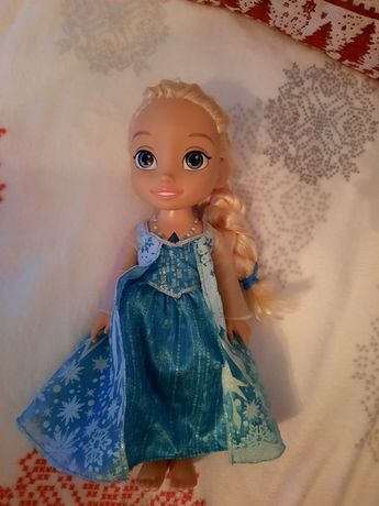 Elsa interactiva
