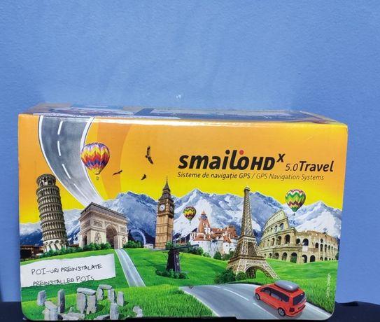 """Sistem de navigație Smailo HD 5.0, diagonala 5.0"""", harta Full Europe"""