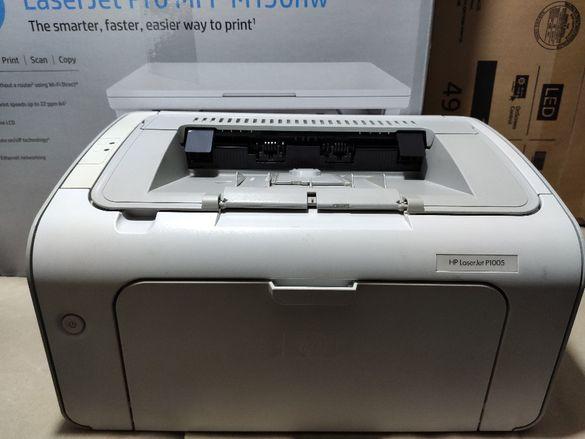 Принтери LaserJet Pro P1005