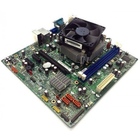 Placa de baza 1155 DDR3 IH61M SATAII DVI VGA + Cooler + Shield DDR3