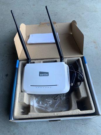 Router Wi-Fi 300Mbps la cutie, Router Netis 300 mb