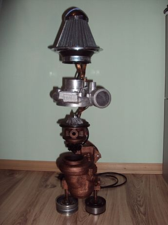 Лампа от турбокомпресор BMW TD 04
