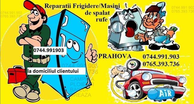 Reparatii frigidere si masini de spalat Prahova