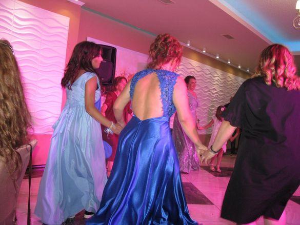 Официална рокля за всеки официален повод- бал, сватба и т.н