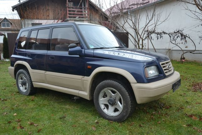 Suzuki Vitara 2.0 Benzina