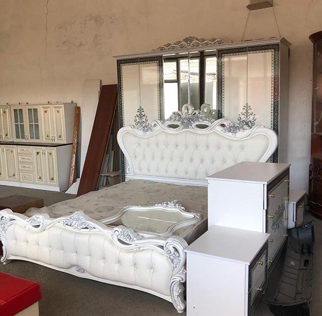 Спальный гарнитур Альба 6д Дешево и Качественно только у нас