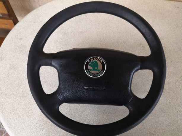 volan si airbag skoda octavia 1