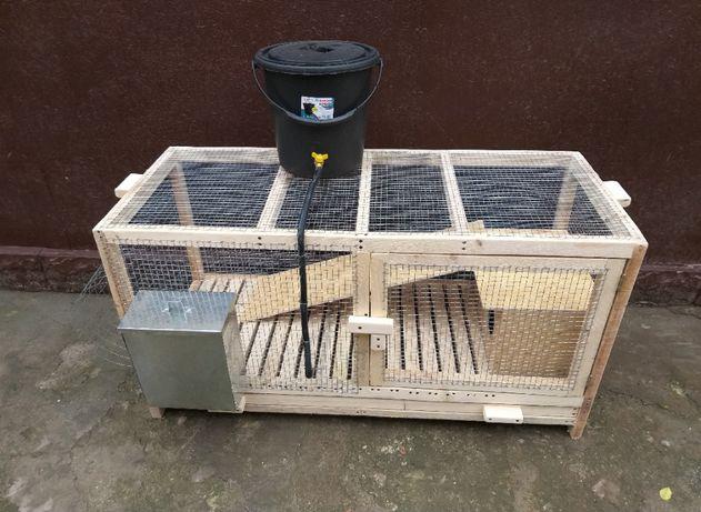 Клетка для кроликов и грызунов на 1 ярус