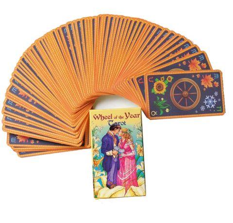 Продам карты Таро Колесо Года (Wheel of the Year Tarot) НОВЫЕ