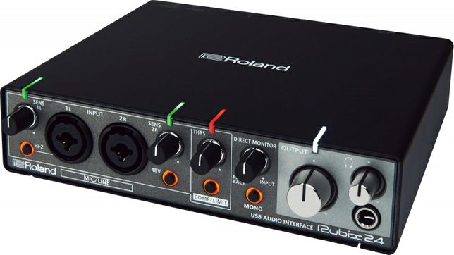 Interfata audio usb Roland