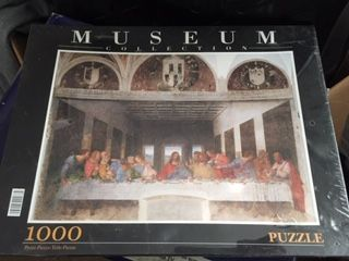 Puzzele 1000 piese